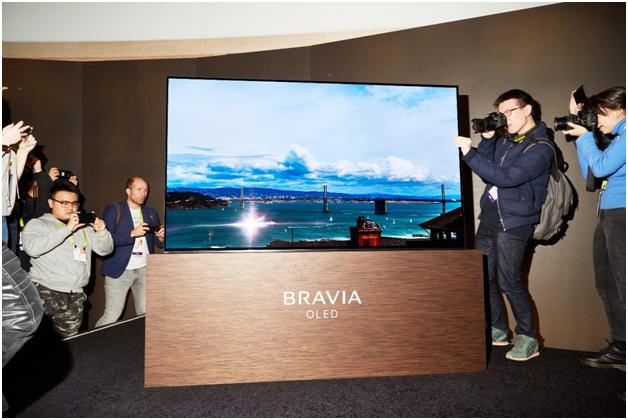Sony Bravia Oled TV, Dengan Suara Dolby Yang Memanjakan Telinga